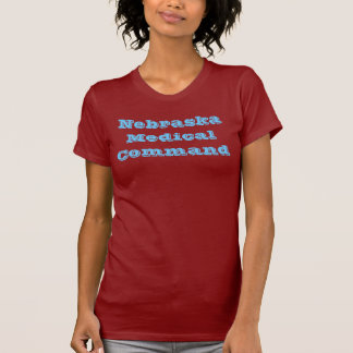 Nebraska Medical Command Tshirt