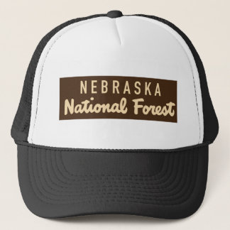 Nebraska National Forest Trucker Hat
