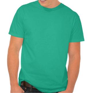 Nebraska St. Patrick's Shamrock Green T-shirt