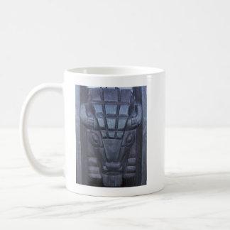 Nebraska State Capitol Deco Bison Coffee Mug