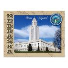 Nebraska State Capitol, Lincoln, Nebraska Postcard