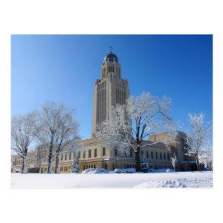 Nebraska State Capitol Postcards