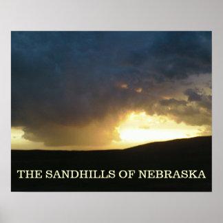 Nebraska Supercell Poster