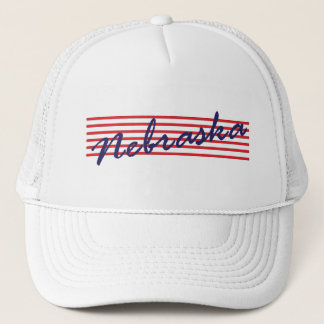 Nebraska Trucker Hat