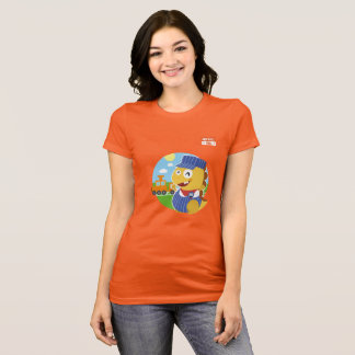 Nebraska VIPKID T-Shirt (orange)