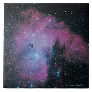 Nebula 3 large square tile