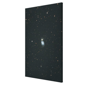 Nebula 4 canvas print