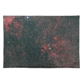 Nebula 6 placemat