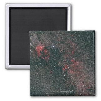 Nebula 6 square magnet