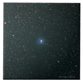 Nebula 7 large square tile