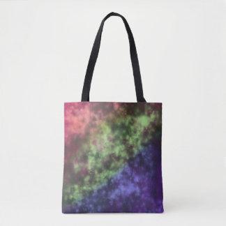Nebula, Abstract digital painting Tote Bag