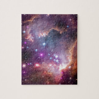 Nebula bright space stars galaxy hipster geek cool puzzle