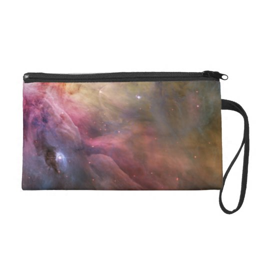Nebula bright stars galaxy hipster geek cool space wristlet