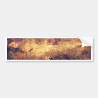 Nebula Bumper Sticker