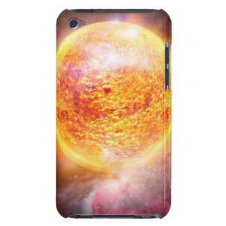 Nebula Burning Brightly iPod Case-Mate Cases