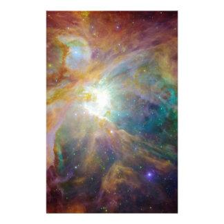 Nebula Customized Stationery