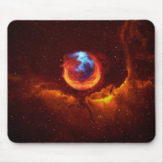 Nebula FireFox Mousepad