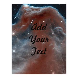 nebula personalized flyer