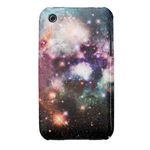 Nebula Galaxy Stars Case-Mate iPhone 3 Cases