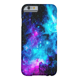 Nebula Galaxy Stars Colorful Girly iPhone 6 Case Barely There iPhone 6 Case