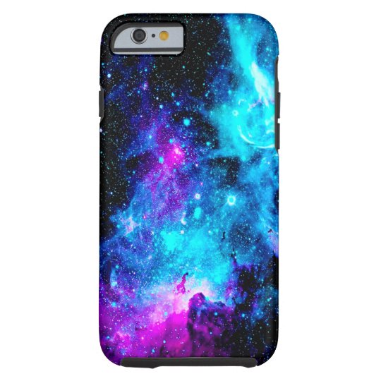 Nebula Galaxy Stars Colourful Tough iPhone 6 Case