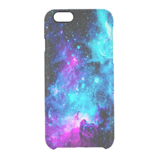 Nebula Galaxy Stars Girly Clearly™ iPhone 6 Case