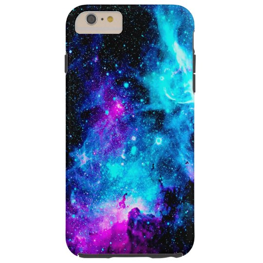 Nebula Galaxy Stars Girly Tough iPhone 6 Plus