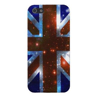 Nebula Great Britian Union Jack Iphone 5 Case