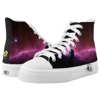 Nebula Horse High Tops
