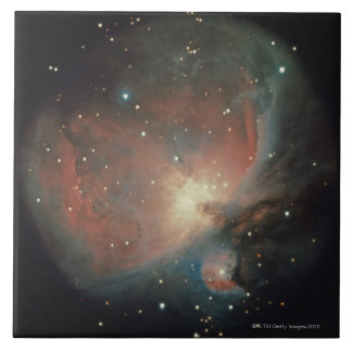 Nebula in Orion Large Square Tile