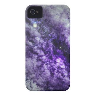 Nebula in Purple Blackberry Bold Case