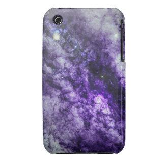 Nebula in Purple iPhone 3 case