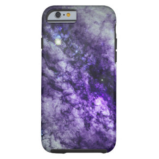 Nebula in Purple iPhone 6 case