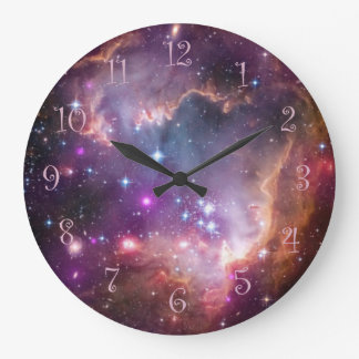Nebula Large Clock