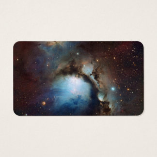 Nebula Messier 78 Space Astronomy Business Card