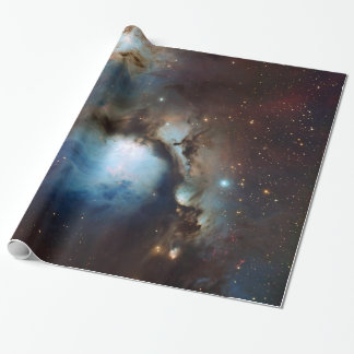 Nebula Messier 78 Space Astronomy Wrapping Paper