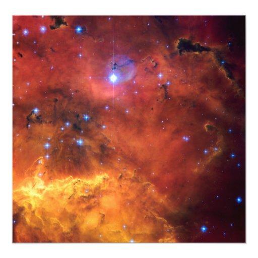 Nebula NGC 2647 NASA Space Astronomy Photo Art
