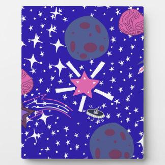 nebula plaque
