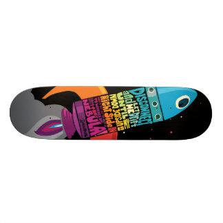 Nebula Skateboard Skate Boards