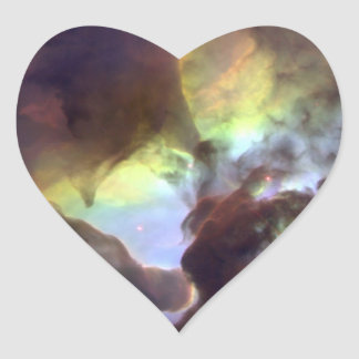 Nebula sky stickers