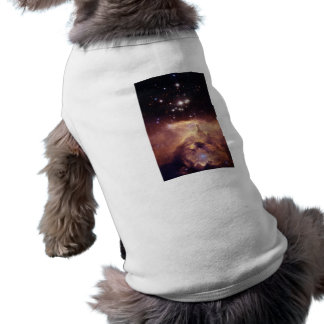 Nebula Sleeveless Dog Shirt