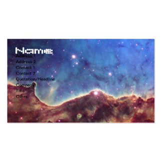 Nebula Space Business Card