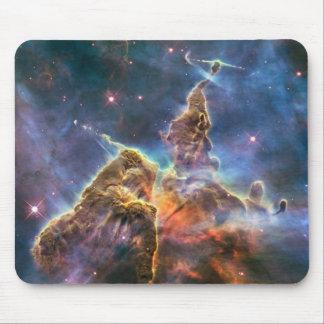 Nebula Space Mousepad Mystic Mountain