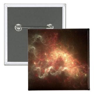 Nebula Standard, 2¼ Inch Round Button
