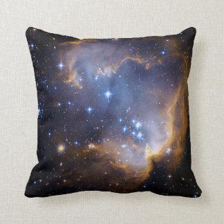 Nebula Stars Galaxy Cushion