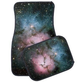 Nebula stars galaxy hipster geek cool space scienc car mat