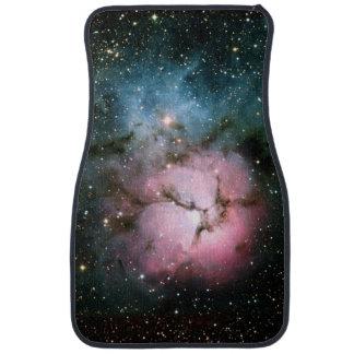 Nebula stars galaxy hipster geek cool space scienc car mat