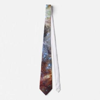 Nebula stars tie