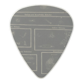 Nebulae Acetal Guitar Pick