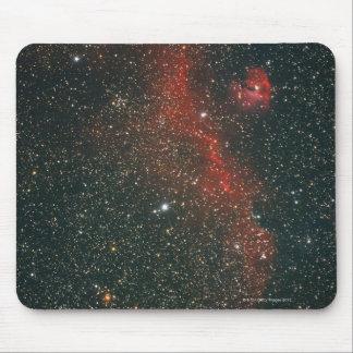 Nebulas 2 mouse mat